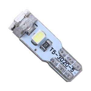 80X Новый Instrument огни парковки автомобиля лампы T5 1206 высокой мощности яркий водить автомобиль Instrument лампы Лампочки 3020 5SMD Refires Атмосфера