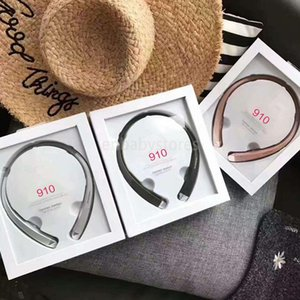 Earphone Headset Hbs910 Bluetooth Wireless Headphone Hbs 910 Sport Stereo Earbuds Bluetooth 4.0 Neckband Headphone For Universal Cellphones
