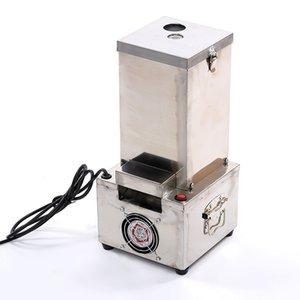 ÜCRETSİZ GÖNDERİM Elektrik Sarımsak Peelers Otomatik Sarımsak Soyma Makinası Paslanmaz Çelik Hızlı Sarımsak Peel Peeler Ticari