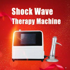 2019 Neue Orthopädie Akustische Schockwelle Zimmer Shockwave Shockwave Therapy Machine Funktionsschmerzentfernung für erektile Dysfunktion