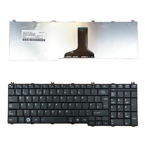 Teclado US Para Toshiba Satellite para C655 C650 C655D C660 L650 L655 L670 L675 L750 L755 Laptop Keyboard Inglês white