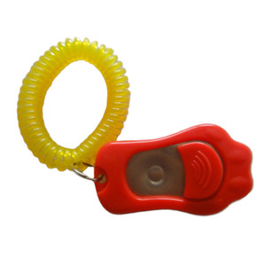플라스틱 개 휘파람 애완 동물은 나무 껍질 제어 도구 실내 용품 / 야외