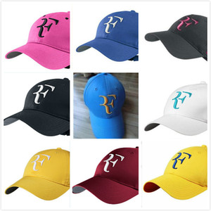 2019 Roger Federer RF Hybrid Baseball caps tennis racket hat snapback cap tennis racquet Sport adjustable hat 2019
