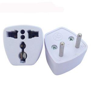 Universal AU US UK Para UE AC Plug Power Adapter Viagem de saída Converter soquete para o viajante ou Casa Tomada JK2006
