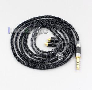 2,5 mm 3,5 mm XLR symétrique 8 base OCC Argent mixte casque Câble USB pour Sony-M7 REI REI-M9-REI Z1R LN006471