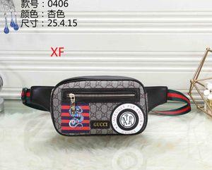 2020 Tasarımcı En Yeni Stlye Ünlü bumbag Çapraz Vücut Omuz Çantası AUTN Malzeme Bel Çantaları Bum Unisex Bel Çantaları M43644 Ücretsiz Kargo 8865