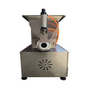 Automatic electric bakery dough cutting machine stainless steel dough divider rounder roller machine 80-100kg   h bun machine 400W
