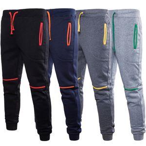 Hirigin Hommes Joggers Automne Mode Sweatpants Streetwear Fitness Piste Pantalons Vêtements d'entraînement pour les hommes 2018 Jogger Crayon Casual