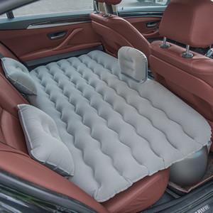 Fantastique vente directe gonflable matelas gonflable voiture lit voiture matelas PVC flocage voiture Moyen Lit Voyage gonflable Bed New