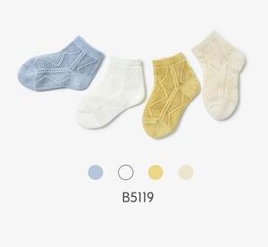 2020 детские носки летом тонкие носки младенца сетки младенца лета корабль носки дышащая хлопка мальчиков и девочек