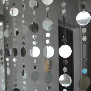 PVC lentejuelas Cortinas artículos del hogar de particiones cortina Casa y jardín decoración de la boda de plástico de PVC Cortina festivo Decoración del hogar