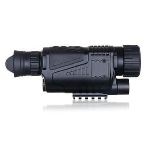 5x40 Infrared Night Vision Scope Tactical NV540 Monocular HD Digital Vision Optics 200M Range Telescope