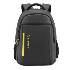borse di alta scuola per i ragazzi studente wateproof ortopedici gli uomini dello zaino di corsa del sacchetto del computer portatile zaino ragazzo di 14 15.6
