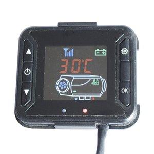 Schermo portatile termostato Monitor switch Air Heater controller Auto Mini Accessori auto LCD universale Timing pratica