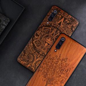 2019 جديد الإبداعية الخشب نمط الغطاء الخلفي tpu الوفير CasesCover لتفاح iphone xr x xs ماكس 7 8 6 ثانية زائد حالة ضئيلة على الحالات الهاتف قذيفة