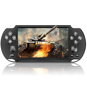 Jeux vidéo portables avec 5,1 pouces écran gratuit 10000 Jeux Console portable Jeu avec 8 Go de stockage Classic Arcade Retro Games joueur