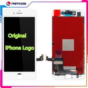 Tela LCD OEM para iPhone 5s 6s 7G 7P 8G 8P Screen Display Assembléia digitador