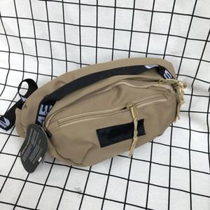 Meilleures vente des sacs de taille sac à bandoulière porte-monnaie mode casual haute qualité sacs Cross Body rue populaire Livraison gratuite sac en plein air