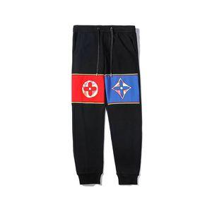 High Street Designer Style Hommes Sweat Pantalon Sport Mode Impression célèbre RUNNING jogging rayé sport Mme pantalon Medusa