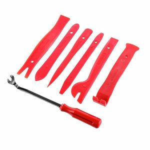 자동차 트림 제거 도구 키트 자동 도어 패널 대시 트림 성형 패스너 제거 설정