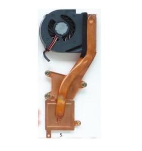 Оригинальный Совместимость вентилятор охлаждения радиатора для IBM Lenovo IBM Thinkpad X60 X61 X60S X60T X61s X61T Tube двойного ThinkPad T Series