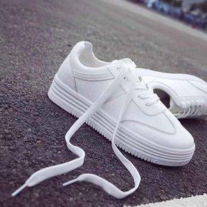 Con los zapatos casuales! Box para hombre / mujer zapatilla Entrenadores sandalias zapatos zapatillas planas mejor calidad Zapato blanco libre de DHL por shoe02 bbl01