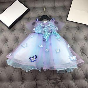 été parent-enfant européen et américain nouvelles 2020 vêtements pour enfants de fraises à manches courtes impression rose robe bébé fille