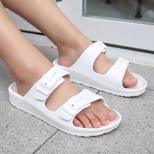Women Summer Slippers Beach Slides Home Slippers Flat Heel Sandals Women Shoes Indoor Flip Flops