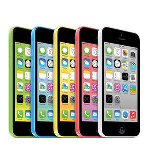 """Original iPhone 5C 8GB 16GB 32GB Dual Core 8MP Camera 4.0"""" Ios 10 Unlocked Phones"""