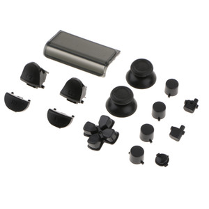 Full Buttons Set JDM-040 D-Pad Trigger LT RT LB RB Repair Kit For PS4 Pro