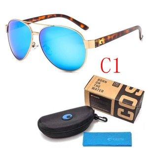 COSTA sunglasses.430283 Top brand designer sunglasses.luxury men's and women's sports costa sunglasses.UV400 high quality with original box.
