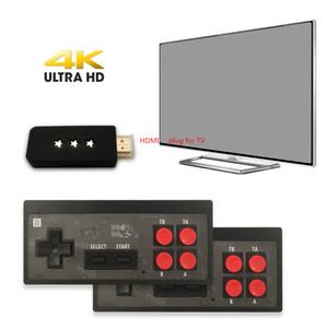 Suporte 4K HD Y2 Retro Console Jogo 2 jogadores HDMI de vídeo 568-no clássico de jogos de vídeo USB Handheld Infrared Retro Controller Gamepad