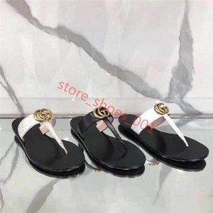 Gucci slippers Marca designer professionisti sandali degli uomini di design, tessuti in pelle importati, qualità comoda, 36-40 cantieri