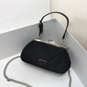 womens luxury designer purses handbags 2020 brand fashion shoulder bags designer luxury crossbody bags nylon chest pack chain handbags