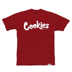 Moda-Cookies SF Berner Camiseta fina de color menta para hombre en blanco burdeos Ropa Ropa
