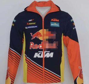 Squadra uomini 2020New KTM Factory e di donne Felpa antivento Warm impermeabile e traspirante impermeabile Cycling Jersey
