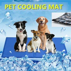 الكلب التبريد حصيرة القطة الأليفة بارد غير سامة صيف بارد سرير وسادة وسادة في الأماكن المغلقة