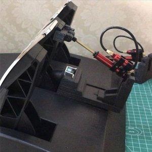 1 conjunto do acelerador Pedal da embreagem de amortecimento Para Thrustmaster T3PA / T3PA PRO Gaming Corrida Modificado Kit de amortecimento especial