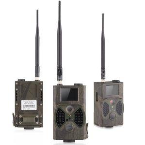 카메라 사냥 12MP 1080P 사진 트랩 모션 트리거 야간 Vision 야생 동물 GSM 카메라 CE ROHS 사냥 카메라 HC300M
