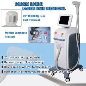 china mercato più nuova apparecchiatura depilazione laser depilazione laser 808nm 3000 w macchina laser 808 nm diodo verticale