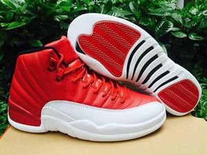 Neue Ankunfts-Mann-Designer-Schuhe der hohen Qualität 12 Xii Basketball-Schuh-Männer 12s Gym Red Mens Günstige Laufschuhe Online Hot Verkauf kommen mit Kasten