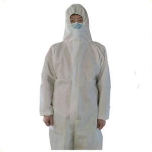 Overall Schutzanzug Kleidung Anti Staub und Droplet Hazmat Klagen Männer Frauen Kleidung Arbeitskleidung Anzug Multi-Funktions-Best Selling 27he H1