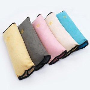 Adeeing enfants Sécurité pour bébé doux Ceintures de sécurité de voiture Pad Protect épaule manches Protecteur ceinture de sécurité Soft Pad Matériel R30
