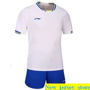 Top Custom Soccer Jerseys Free Shipping Cheap Wholesale Discount Any Name Any Number Customize Football Shirt Size S-XL 49