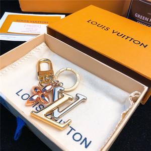 2020 Luxury portachiavi stilisti Astronaut pendente del sacchetto delle donne di Keychain uomini Charm accessori del pendente per il regalo con la scatola libera la nave