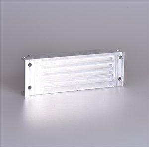 CNC bloque de productos de aluminio / aluminio maquinado CNC por encargo partes / productos de la molienda de la máquina de mecanizado CNC de aluminio