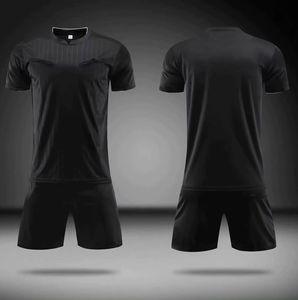 Fair Play profesyonel futbol hakemi formaları spor giyim takım elbise Yetişkin futbol hakemi kitleri de futbol yargıç tişörtleri pantolon setleri şort