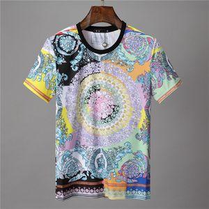 luxury t shirt Astroworld Rapper Travis Scott Male Design T-shirt High Street Letter Print Tees Tops Men Women Fashion Streetwear Tshirt