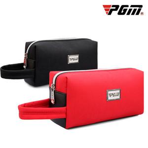 PGM Golf Pouch Sac à main Sac à glissière mini-golf imperméable téléphone portable poche sac de maquillage cosmétique pour hommes femmes T200602