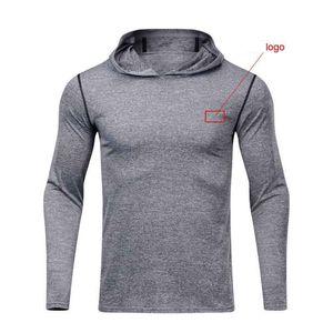 NOVA 2019 primavera outono esporte skinny pro logotipo da marca calças justas hoodies de treinamento de futebol de basquete suor ao ar livre t ...